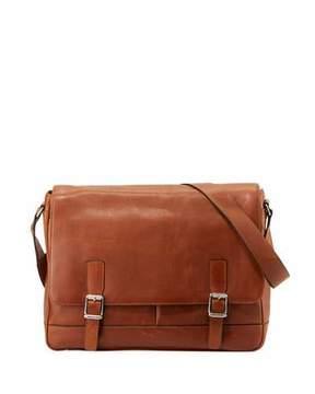 Frye Oliver Men's Flap Messenger Bag