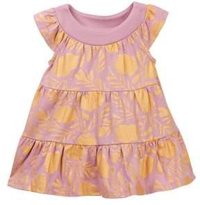 Tea Collection Honey Myrtle Twirl Baby Dress (Baby Girls)
