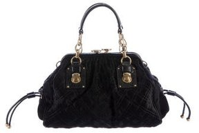 Marc Jacobs Ponyhair Stam Bag - BLACK - STYLE