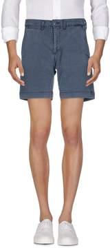 Remi Relief Denim shorts
