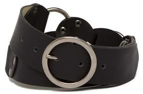 Steve Madden Loop Buckle Belt