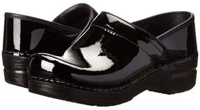 Dansko Professional Patent Leather Men's Men's Clog Shoes