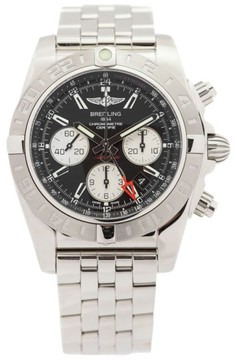 Breitling Chronomat 44 GMT Stainless Steel 44mm Watch