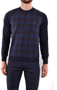 Harmont & Blaine Men's Multicolor Wool Sweater.
