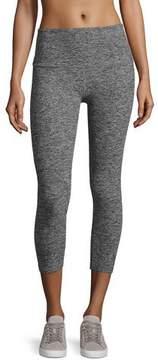 Beyond Yoga Space-Dye High Waist Capri Legging