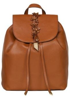 Dahlila Leather Backpack