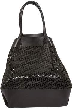 Pierre Hardy Leather Shopping Bag