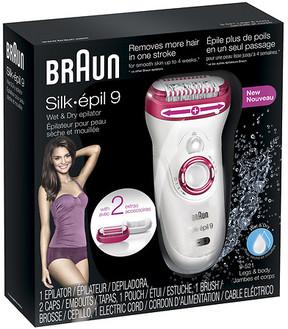 Braun Silk-epil 9 Wet & Dry Epilator, Model 9-521