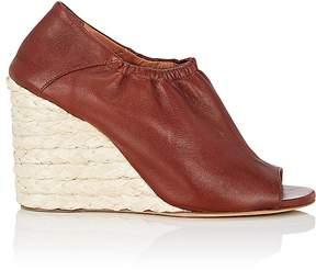 Derek Lam Women's Cosimia Leather Wedge Sandals