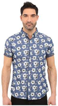 7 Diamonds Ashbury Short Sleeve Shirt Men's Short Sleeve Button Up
