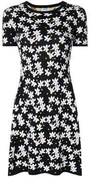 Kenzo daisy patch dress