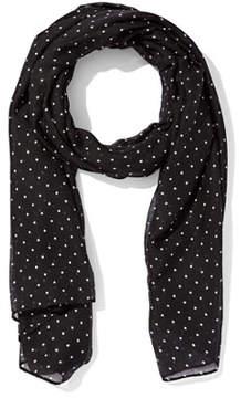 New York & Co. Oblong Scarf - Dot Print