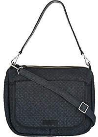 Vera Bradley Denim Carson Shoulder Bag