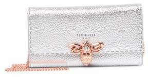 Ted Baker Janese Bee Embellished Matin?e Wallet
