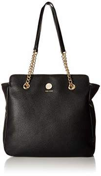 Anne Klein Chain Toggle Soft Shopper