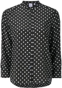 Aspesi polka-dot print shirt