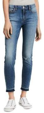 Calvin Klein Jeans Sky Waterfall Distressed Jeans