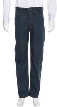 Lemaire Five-Pocket Straight-Leg Jeans