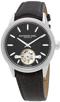 Raymond Weil Freelancer Automatic Men's Leather Watch