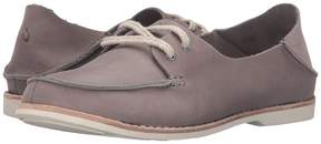 OluKai Moku Leather Women's Lace up casual Shoes