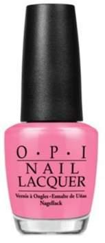 OPI Nail Lacquer Nail Polish, Suzi Nails New Orleans.