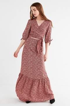 Flynn Skye Gigi Cut-Out Maxi Dress