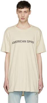 Off-White Rhude American Spirit T-Shirt