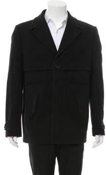 Balenciaga Wool Utility Jacket