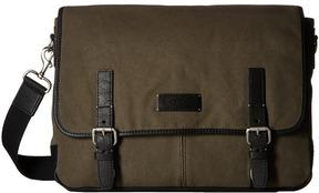 Fossil Graham E/W Messenger Messenger Bags