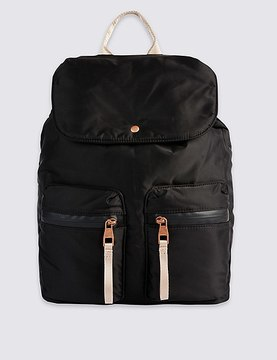 Sporty Rucksack Bag with StormwearTM