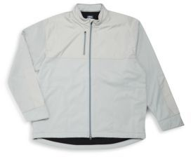 Callaway Big & Tall Zip-Front Long Sleeve Jacket