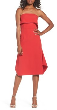 Chelsea28 Women's Aurora Rose Crepe Popover Dress