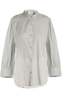 Apiece Apart Aster poet-sleeve cotton-voile shirt