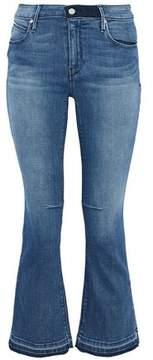 RtA Kiki Faded Kick-Flare Jeans