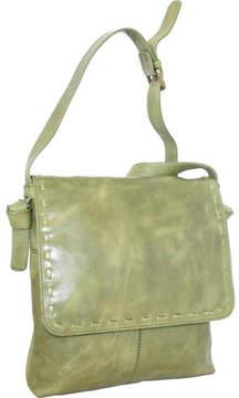 Nino Bossi Christie Leather Crossbody Bag (Women's)