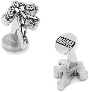 Marvel Iron Man Ink Action Cuff Links