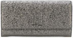 Golden Goose Deluxe Brand glitter-effect foldover wallet