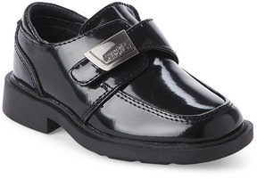 Kenneth Cole Reaction Toddler Boys) Black Fast Cash II Monk Strap Shoes