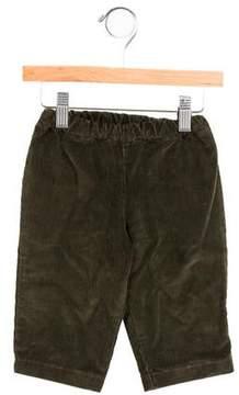 Oscar de la Renta Boys' Straight-Leg Corduroy Pants