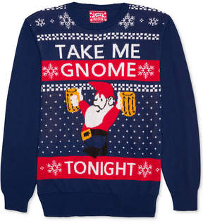Hybrid Men's Gnome Holiday Sweater