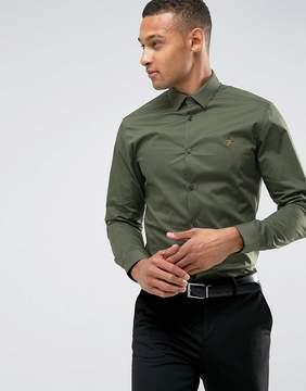 Farah Slim Smart Poplin Shirt