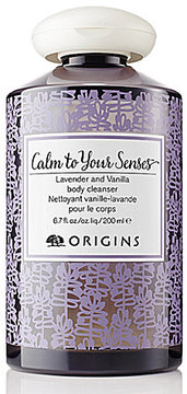 Origins Calm to Your Senses Lavender & Vanilla Body Cleanser