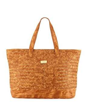 Seafolly Carried Away Woven Tote Bag