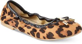 Sam Edelman Felicia Cheetah Print Ballet Flats, Little Girls (11-3) & Big Girls (3.5-7)