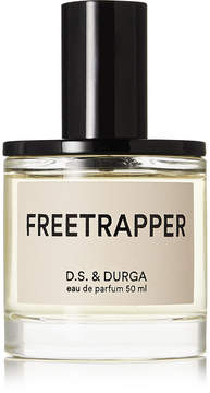 D.S. & Durga - Freetrapper Eau De Parfum - Distilled Incense, Bergamot & Bitter Orange, 50ml