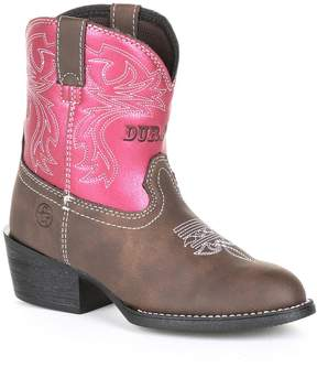 Durango Lil Outlaw by Embossed Girls' Western Boots