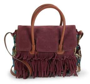 Sylvia Satchel Handbag