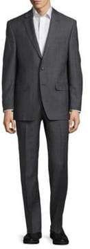 Lauren Ralph Lauren Notch-Lapel Wool Suit