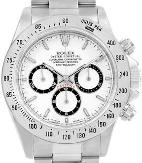 Rolex Cosmograph Daytona 16520 Zenith Movement 40mm Mens Watch