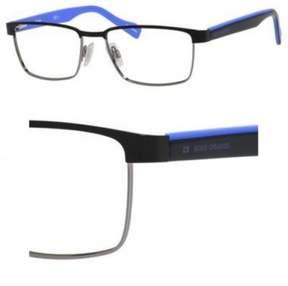 HUGO BOSS Eyeglasses Boss Orange B_orange 170 0T68 BLACKRUTHBLUE